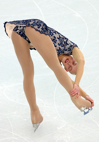 Elizaveta Ukolova of the Czech Republic
