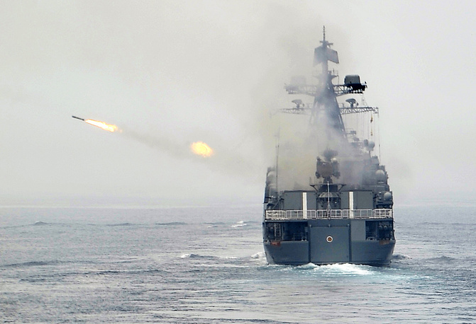 """""""Naval Interaction 2013"""" exercises in July"""