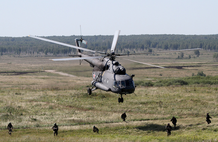 """Joint antiterrorist exercises """"Peace mission 2013"""" in August"""