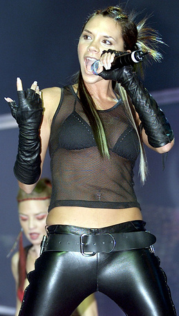 In 2000 Victoria started her solo career
