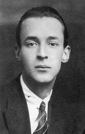 In 1919 the family moved to live in Berlin, while Vladimir Nabokov studied at Trinity College in Cambridge. Photo: Nabokov in 1920
