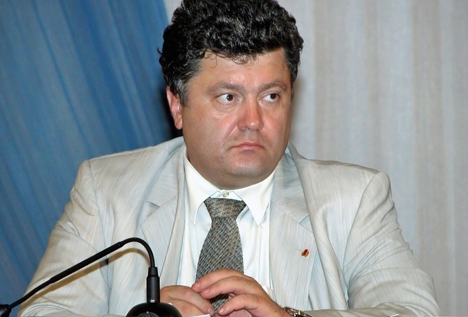 February 8 to September 8 2005 Poroshenko served as Secretary of the National Security and Defense Council