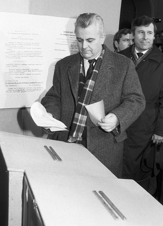 The wife of Ukraine's first president Leonid Kravchuk was not a public figure. She hardly attended official events with her husband. The got married in 1957