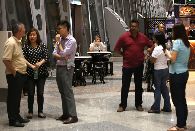 Psycologists and medics have arrives to Kuala Lumpur Airport t proveide the necessary help