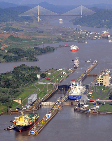 The Colon Free Zone is located in the city of Colon at the Atlantic entrance to the Panama Canal dedicated to re-export of merchandise to Latin America and the Caribbean