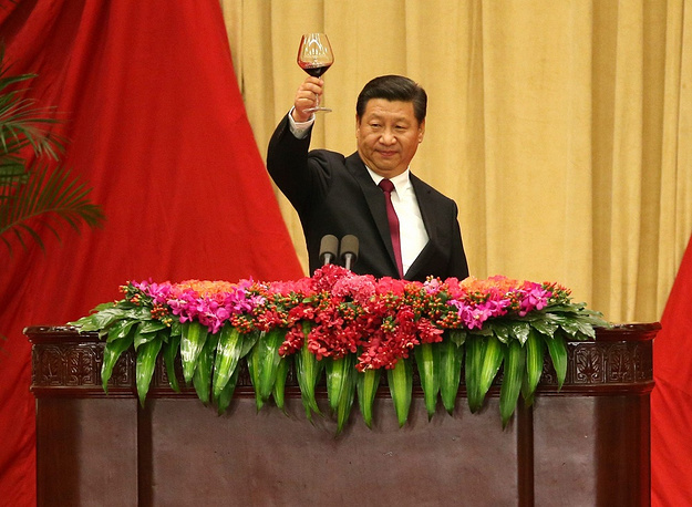 3. Chinese leader Xi Jinping