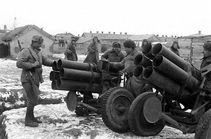 Day of Missile Forces and Artillery is marked on November 19. Date is chosen to mark the achievements of artillery during the Battle of Stalingrad in 1942