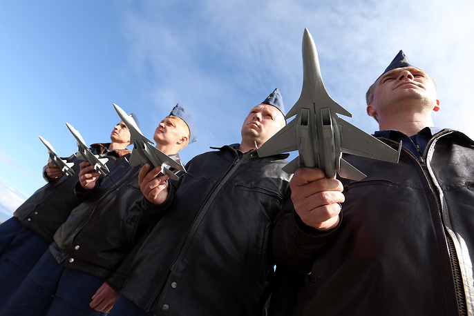 Preparations for the Vostok-2014 combat exercises in Petropavlovsk-Kamchatsky, Russia's Far East