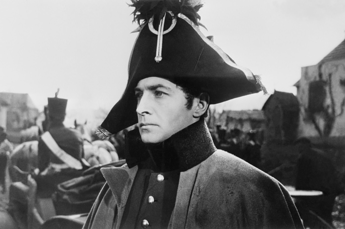War and Peace by Sergei Bondarchuk was the first Soviet film to win the Academy Award. It received Oscar for best foreign film in 1969. Photo: Vyacheslav Tikhonov as Prince Andrey Bolkonskiy in War and Peace