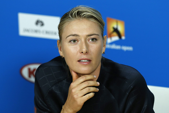 Russian tennis star said that she would do everything to get the Grand Slam title in Australia