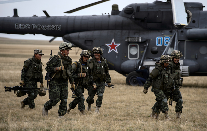 The Center-2015 drills will last till September 20