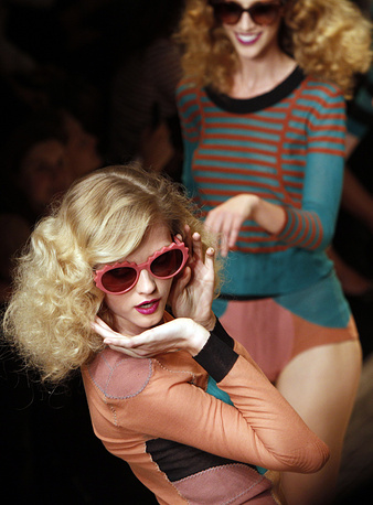 Sonia Rykiel spring-summer 2011 collection