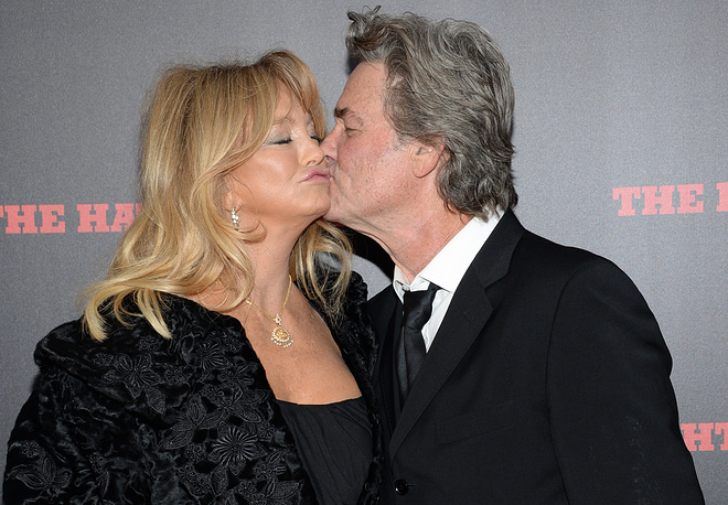 Actors Goldie Hawn and Kurt Russell are not married, but they have been together for nearly 34 years now
