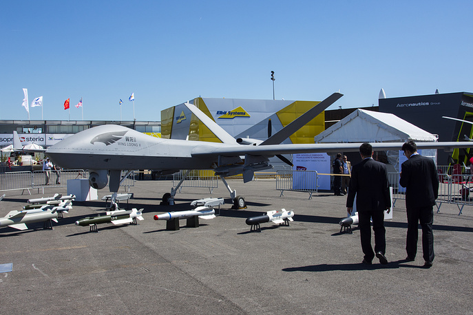 Wing Loong II unmanned aerial vehicle