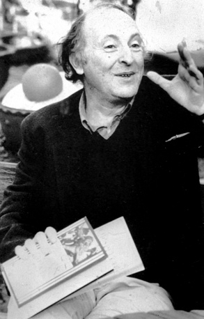 """Poet Joseph Brodsky, who emigrated to the United States in 1972, was awarded the Nobel Prize in Literature in 1987 """"for an all-embracing authorship, imbued with clarity of thought and poetic intensity"""""""
