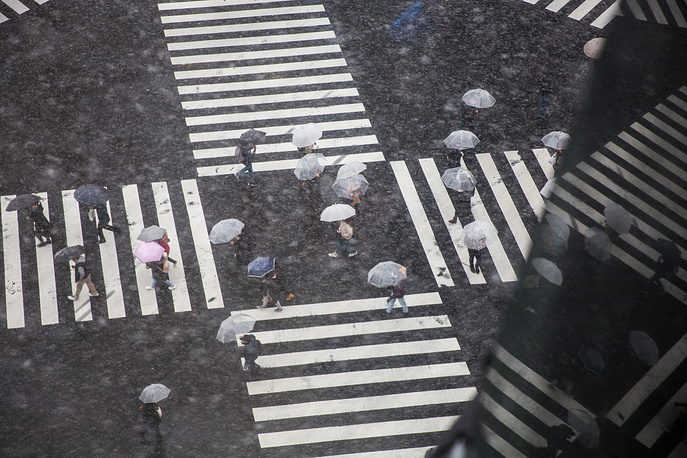 Japanese electricity prices surged to a three-year high after the snowfall and the nations biggest utility was forced to ask customers to cut consumption