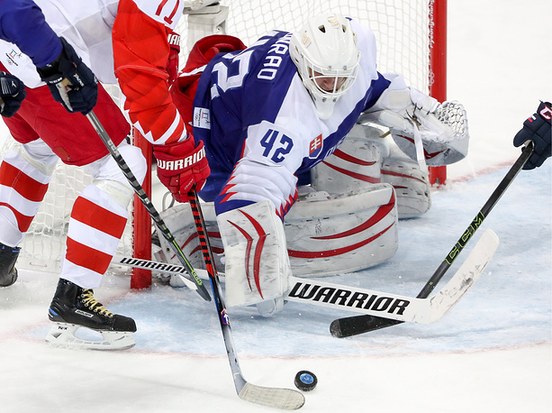 Ice hockey: Donato's goals lift United States to win over Slovakia
