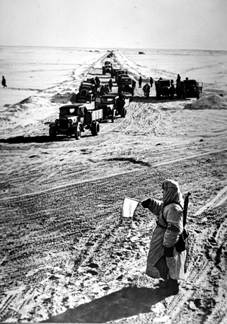The siege of Leningrad lasted from September 8, 1941 until January 27, 1944