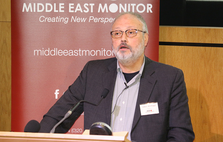 """Time magazine named Jamal Khashoggi and other killed and imprisoned journalists as its """"person of the year"""" for 2018"""