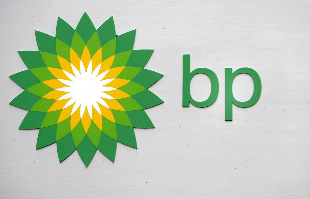 "Britain's oil giant BP ""is at the forefront of a group of companies against the sanctions EPA/AARON M. SPRECHER"