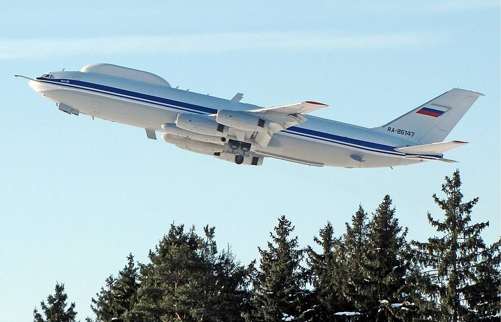 Russian Doomsday Planes Service Life Is 25 30 Years