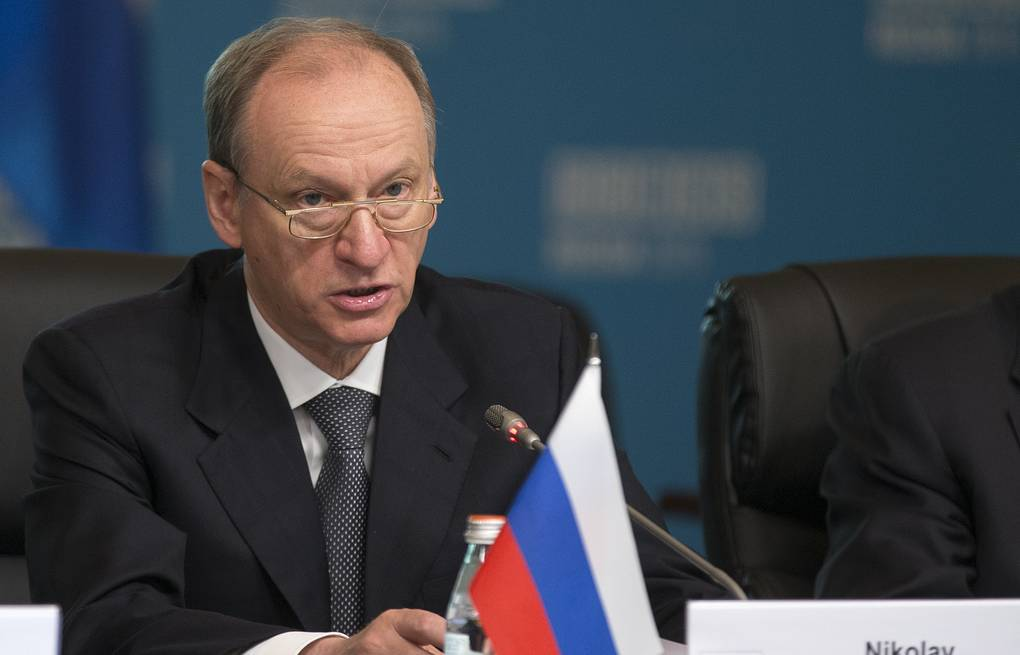 Secretary of the Russian Security Council Nikolay Patrushev Mikhail Japaridze/TASS