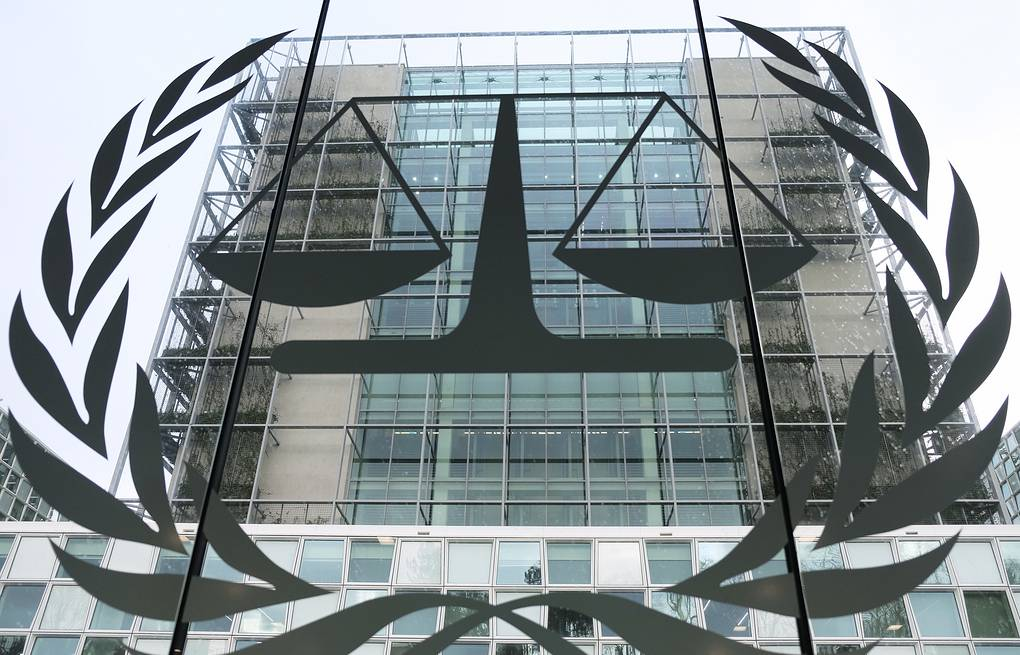 International Criminal Court headquarters in The Hague AP Photo/Mike Corder