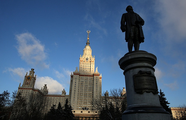 Moscow State University enters top-100 of Academic Ranking