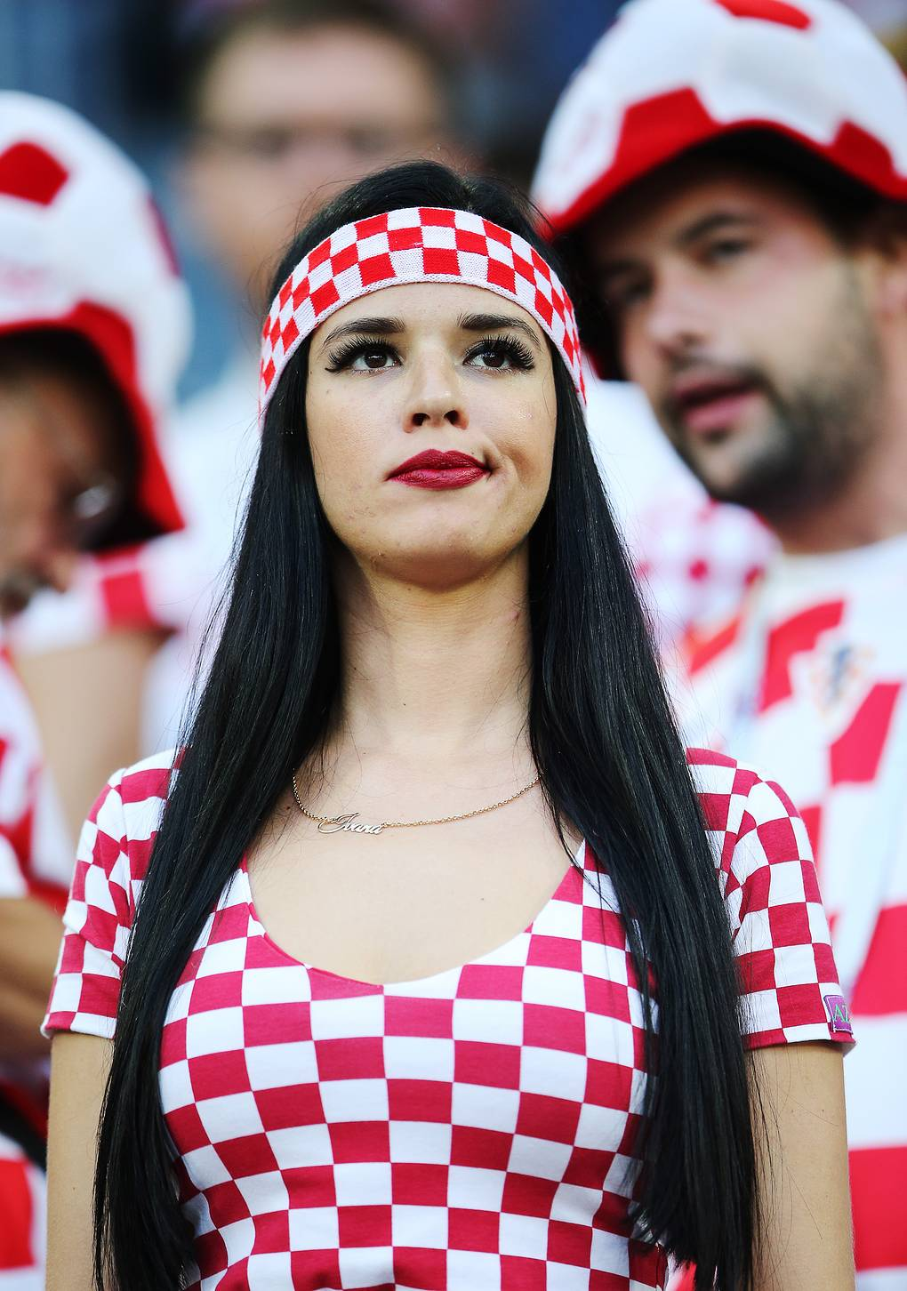 Radiant female fans at FIFA World Cup - Sport - TASS