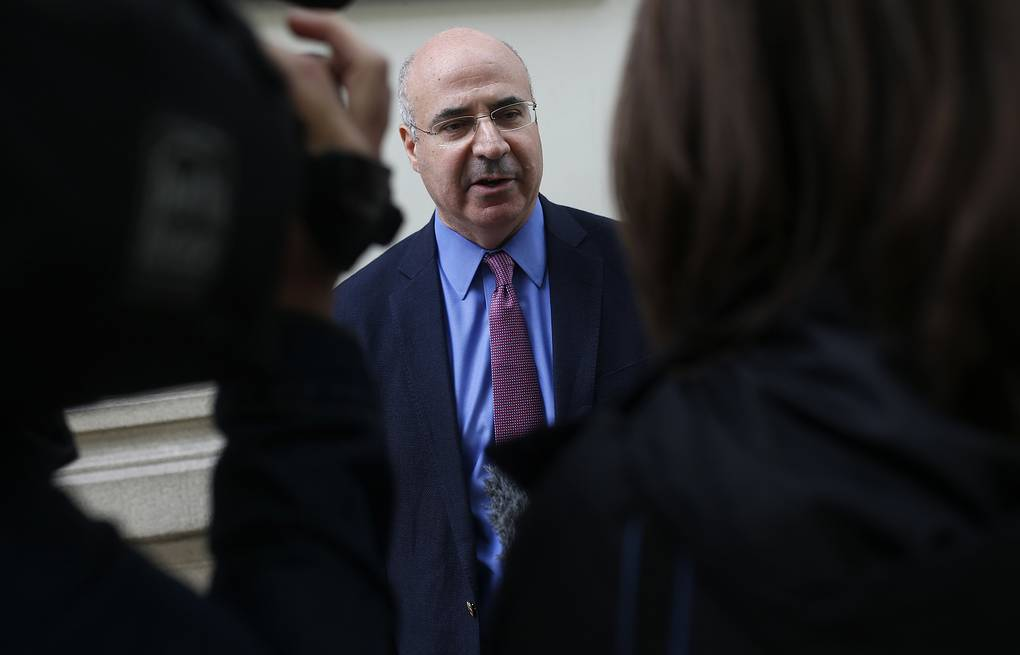 William Browder AP Photo/Francisco Seco