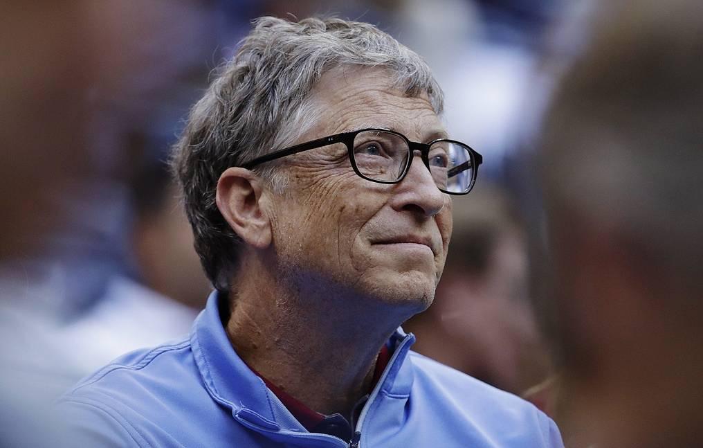 Bill Gates AP Photo/Julio Cortez