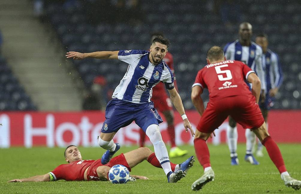 39f0563f1 Lokomotiv Moscow loses 1:4 to Porto, loses chance for UEFA Champions League  playoff