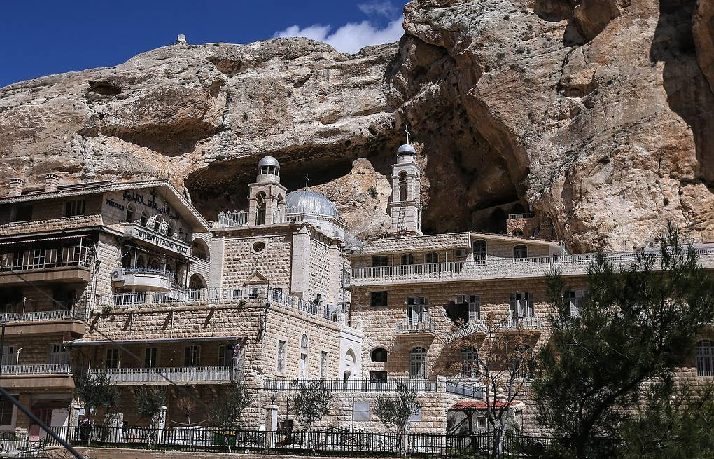 A view of Maaloula, Syria Valery Sharifulin/TASS