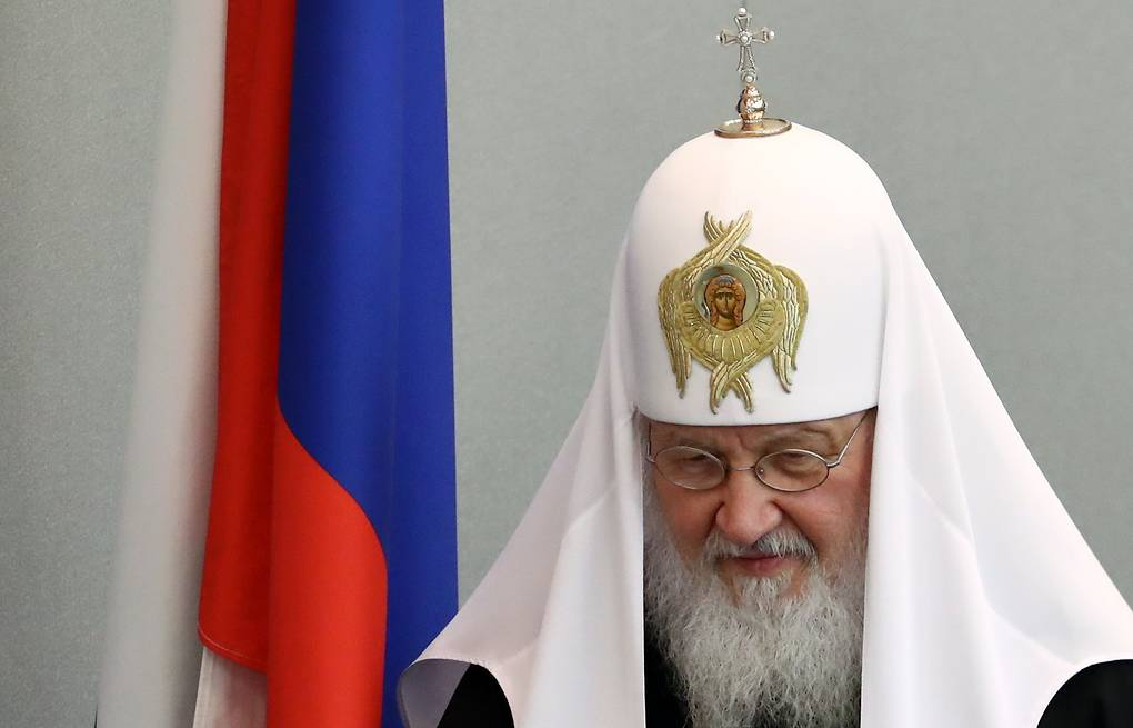 Patriarch Kirill of Moscow and All Russia Anton Novoderezhkin/TASS