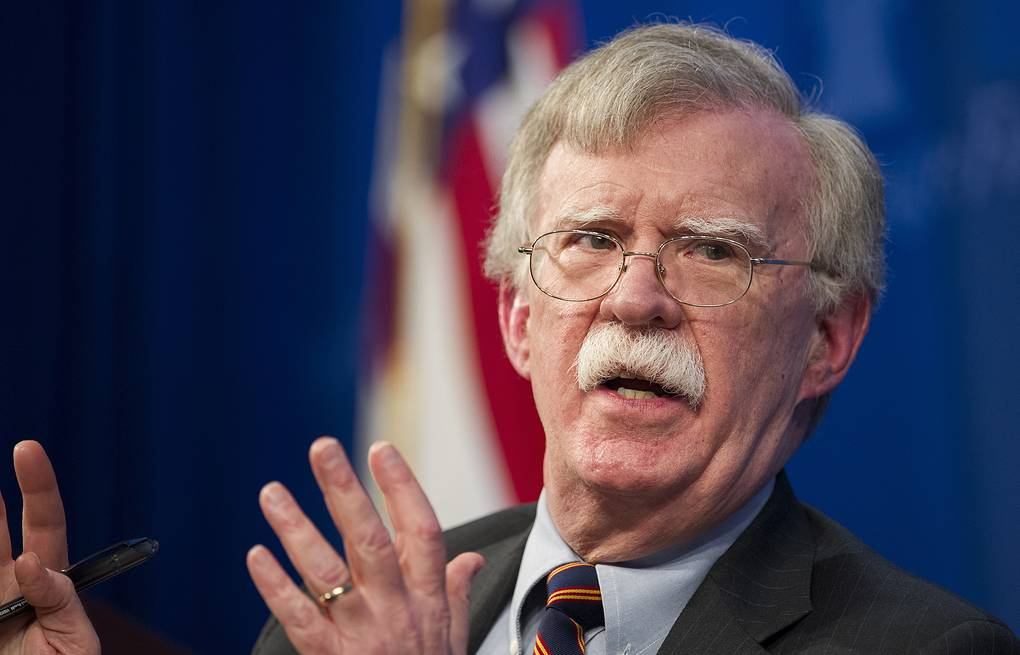 US National Security Advisor John Bolton AP Photo/Cliff Owen