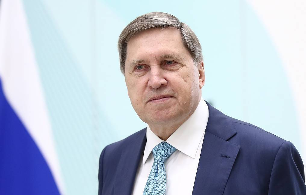 Russian Presidential Aide for International Affairs Yuri Ushakov Valery Sharufulin/TASS