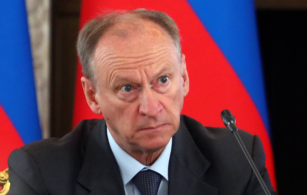 Russian Security Council Secretary Nikolay Patrushev Sergei Malgavko/TASS