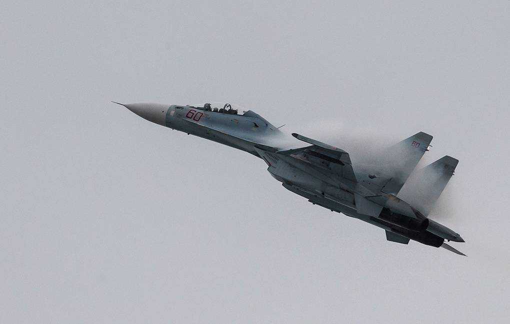 Su-30 fighter jet Denis Tyrin/TASS