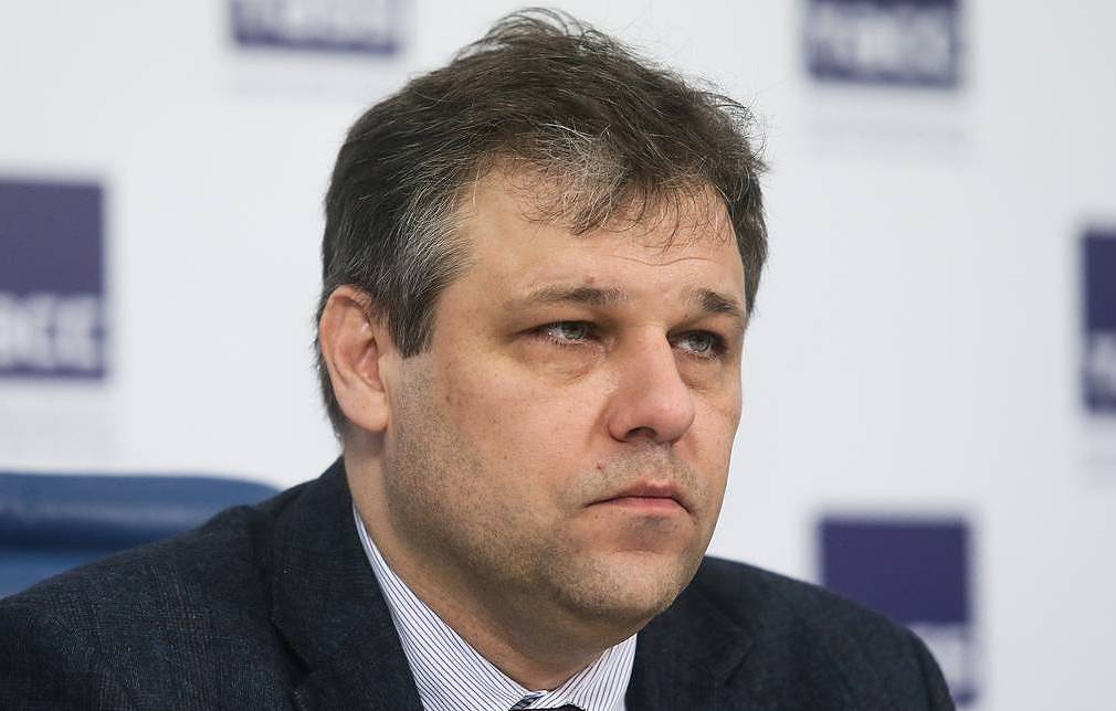 LPR envoy to the political subgroup of the Contact Group, Rodion Miroshnik Andrei Makhonin/TASS