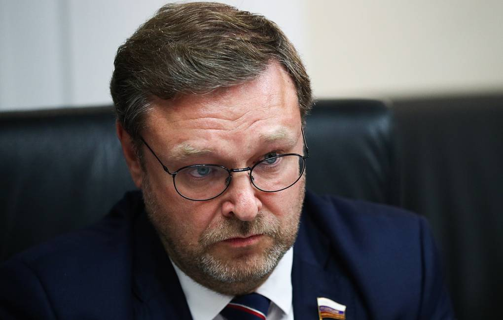 Chairman of the Russian Federation Council's International Affairs Committee Konstantin Kosachev Mikhail Tereshchenko/TASS