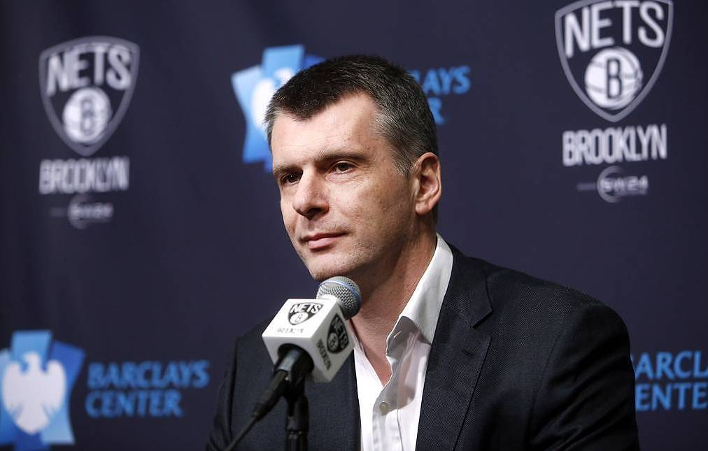 Mikhail Prokhorov AP Photo/Jason DeCrow