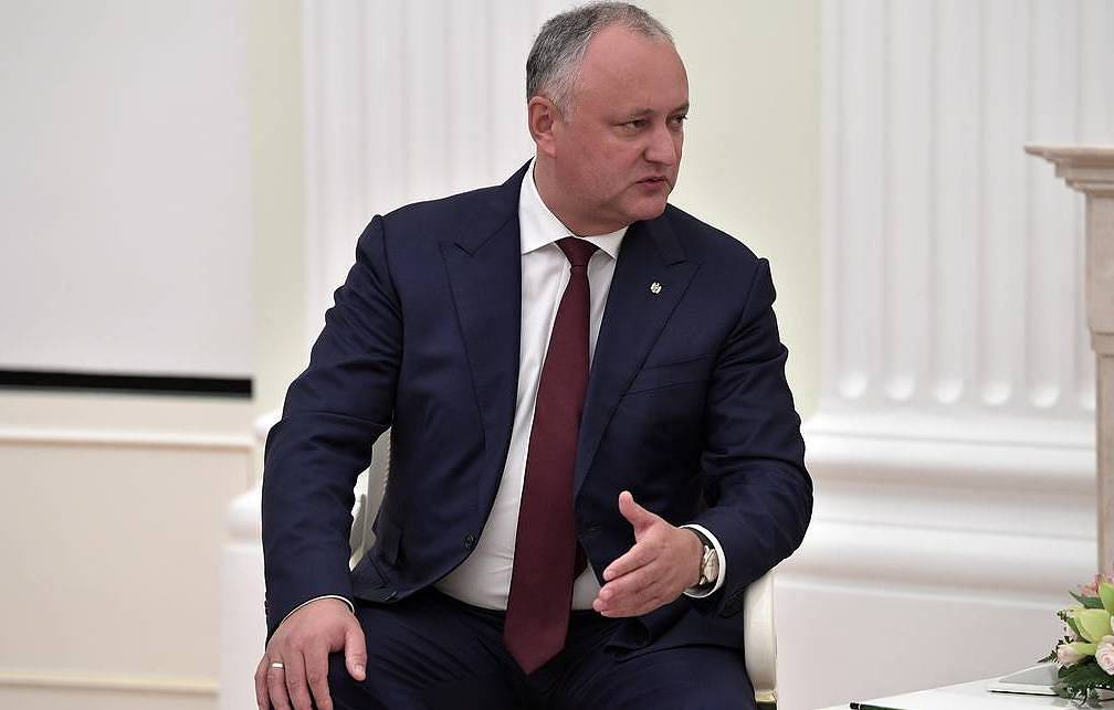 Moldova, Russia agree gas price reduction - president
