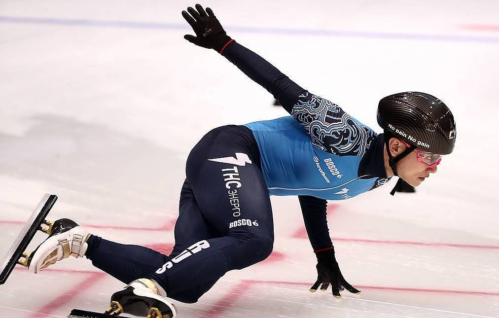 Short Track Speed Skating At The 2020 Olympic Winter Games.Russia S Six Time Olympic Champ Viktor Ahn Still Undecided