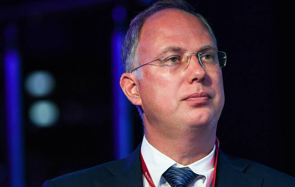 RDIF CEO Kirill Dmitriev Kirill Kukhmar/TASS