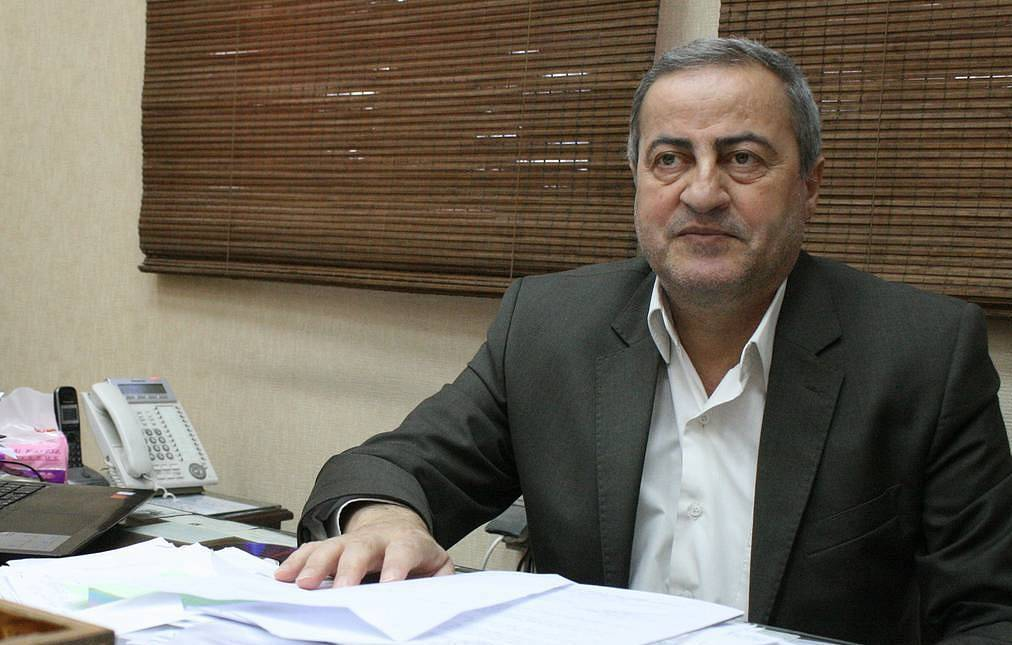 Head of Syria's Directorate-General for Antiquities and Museums, Mahmoud Hammoud Sergei Novikov/TASS