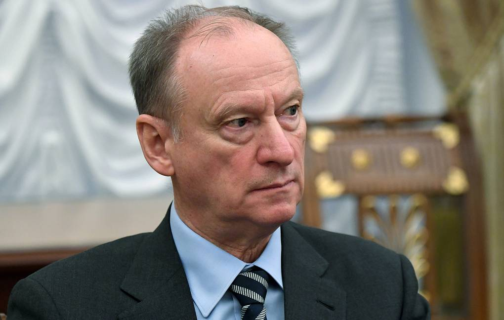 Secretary of Russia's Security Council Nikolai Patrushev Alexei Nikolsky/Russian Presidential Press and Information Office/TASS