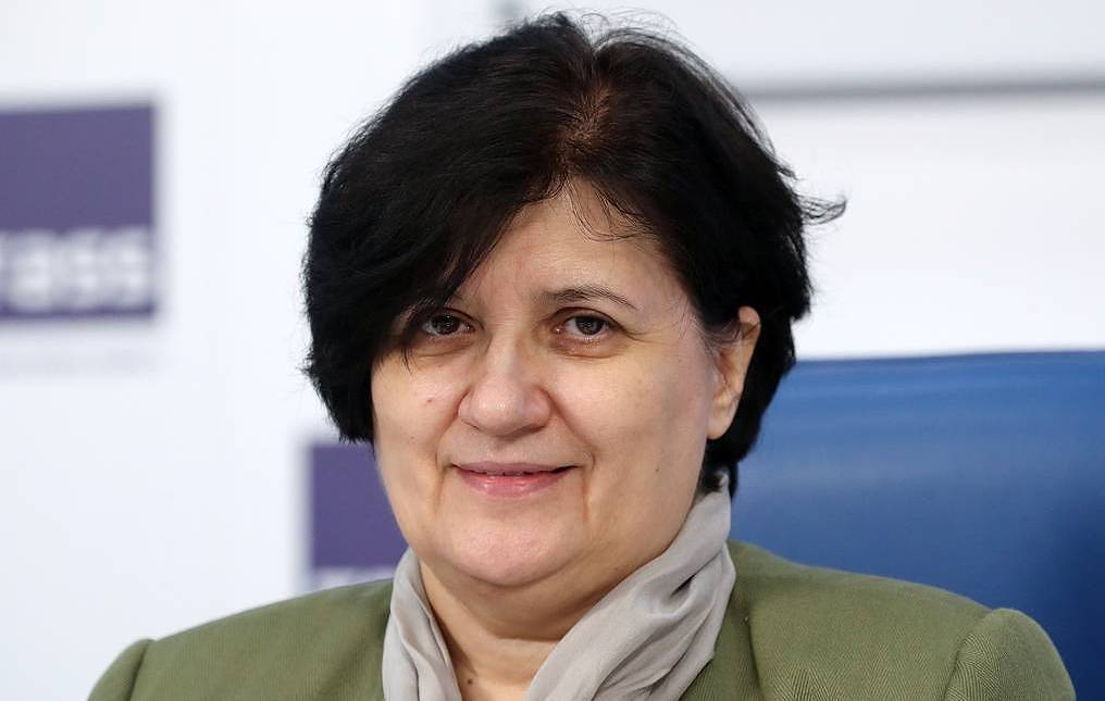 World Health Organization (WHO) Representative to Russia Melita Vujnovic Vladimir Gerdo/TASS