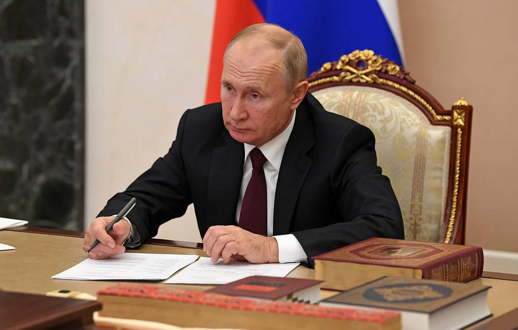 Putin signs law on new rules of forming Russian government - Society &  Culture - TASS