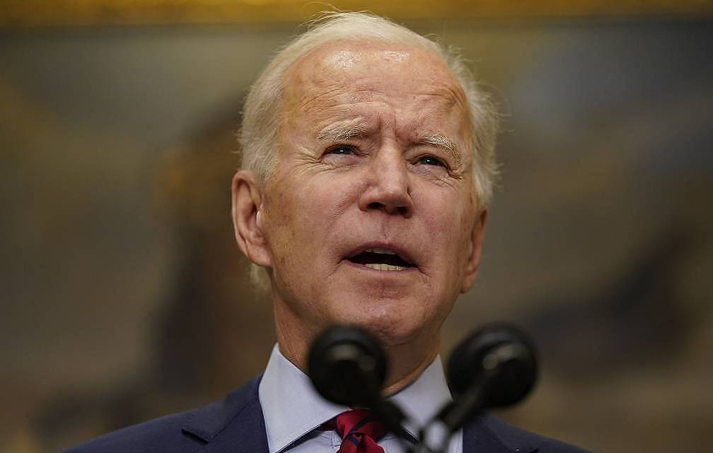 Joe Biden AP Photo/Pablo Martinez Monsivais