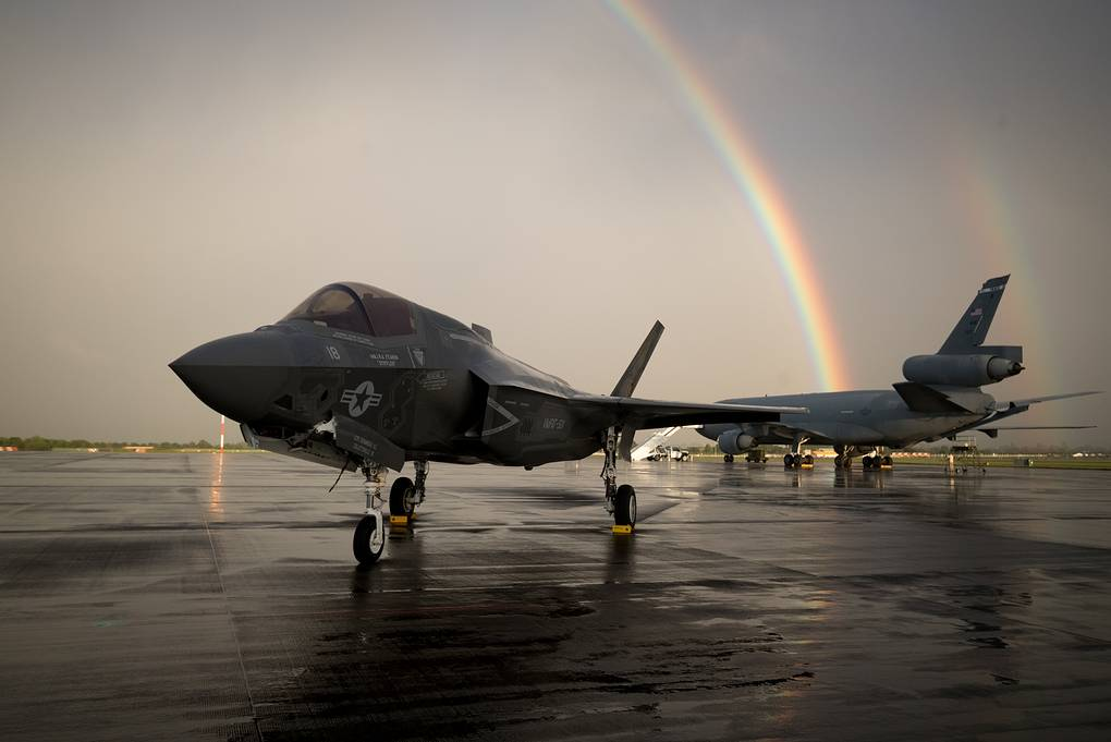 F-35B Lightning II Matt Cardy/Getty Images